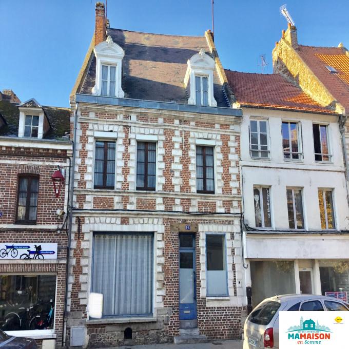 Offres de vente Maison Doullens (80600)