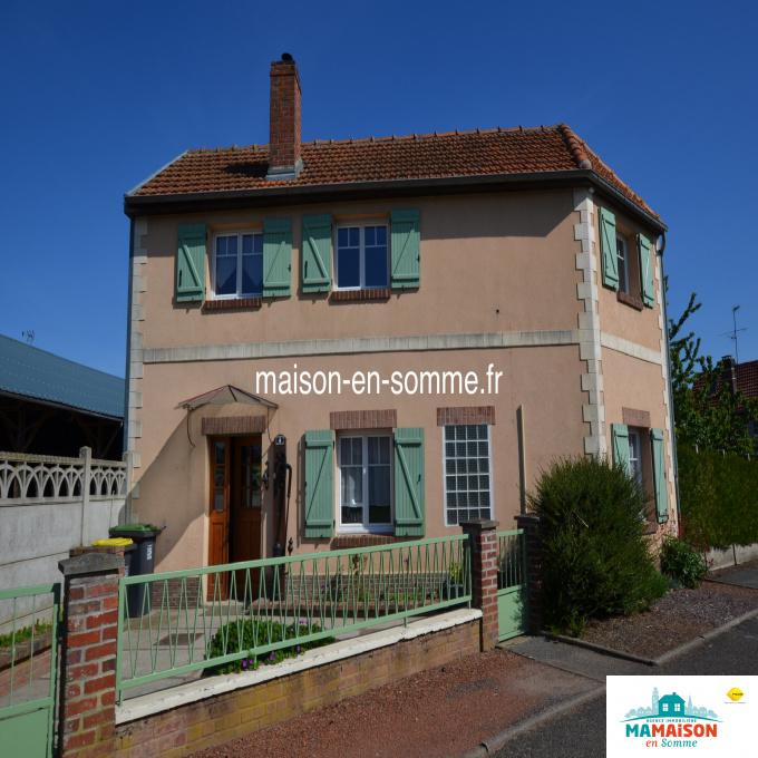 Offres de vente Maison Aubigny (80800)
