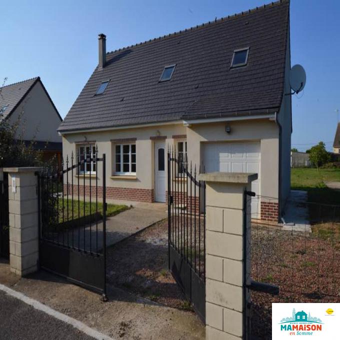 Offres de vente Maison Lamotte-Warfusée (80800)