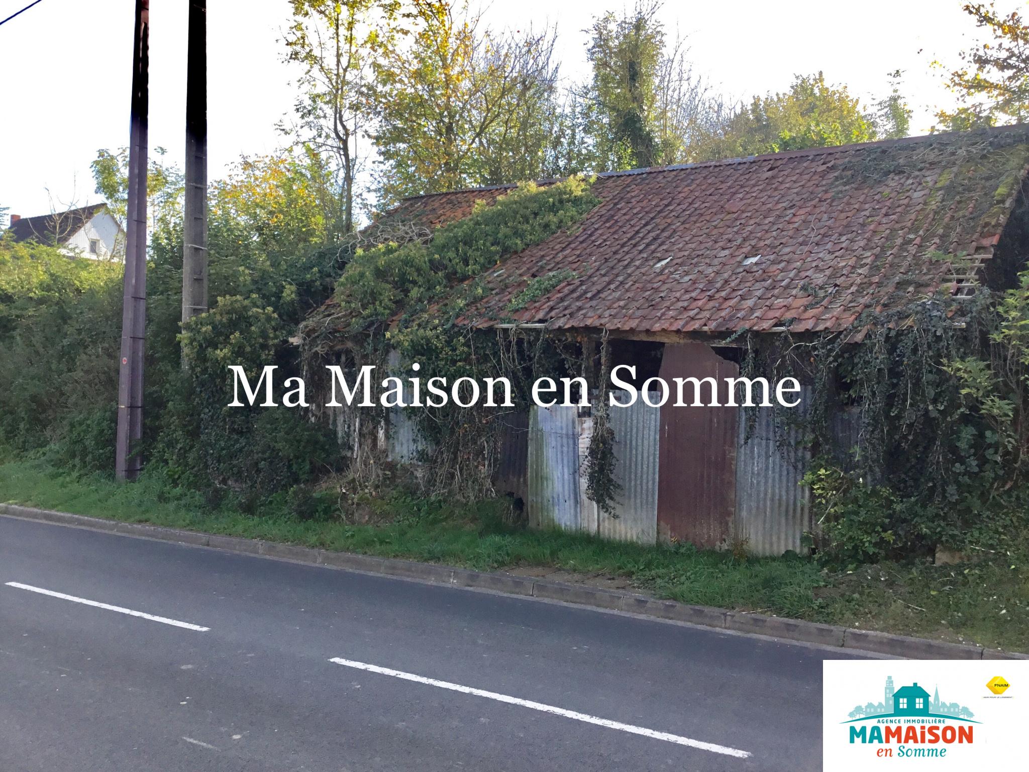 Maison-en-Somme-terrain-Doullens-Lucheux