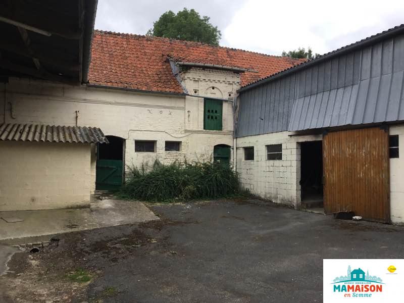 corps de ferme entre Frévent et Avesnes-le-Comte maison-en-somme.fr